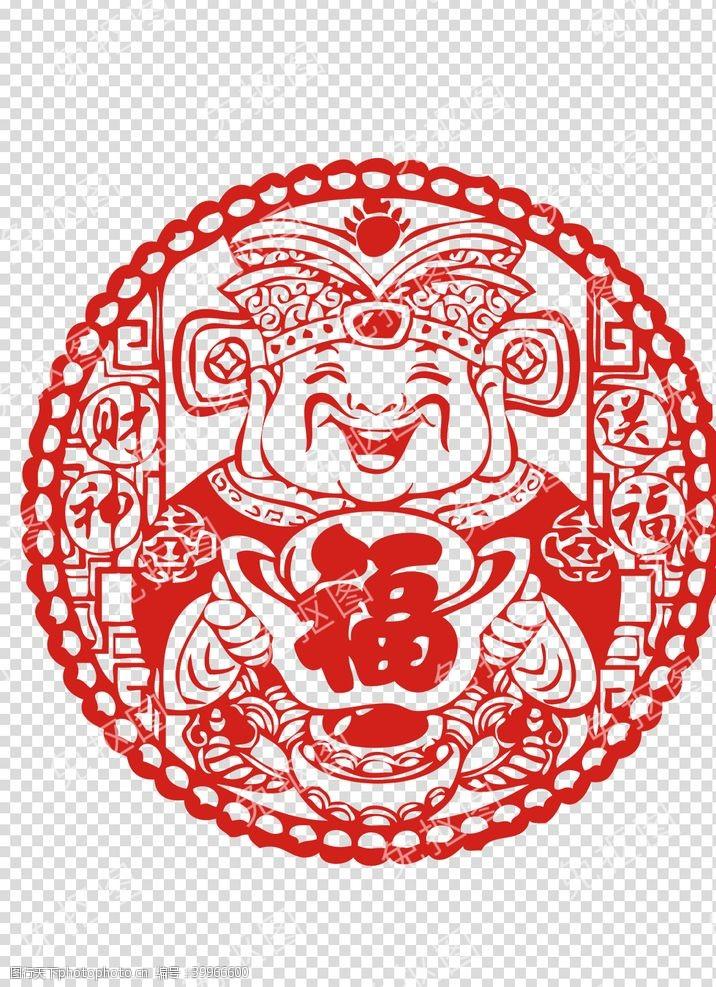 春节中国风高清PNG免抠不分层图片