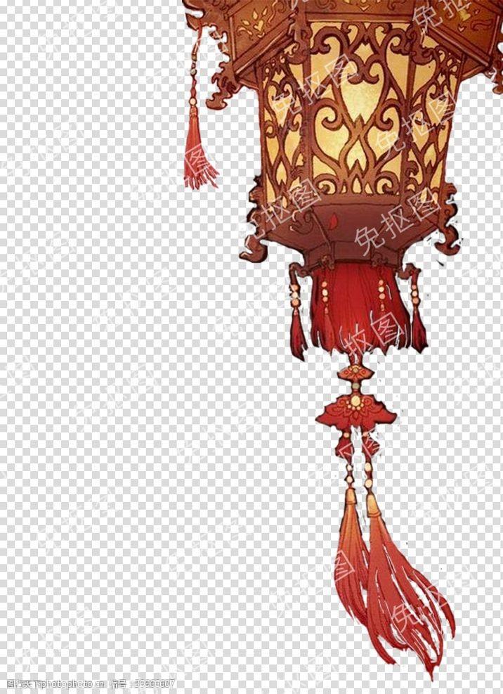 古风中国风高清PNG免抠不分层图片