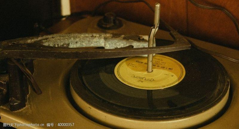 胶片唱片图片