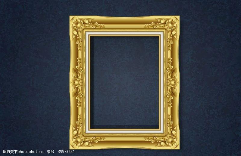 欧式花边欧式花纹边框图片