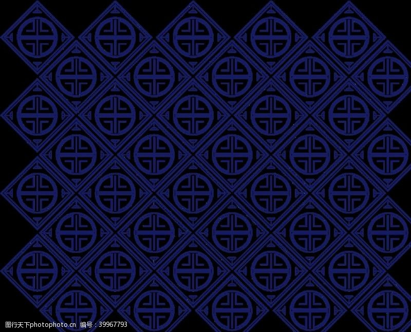 中式古典底纹图片