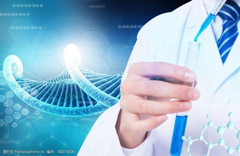 医疗护理生物基因图片