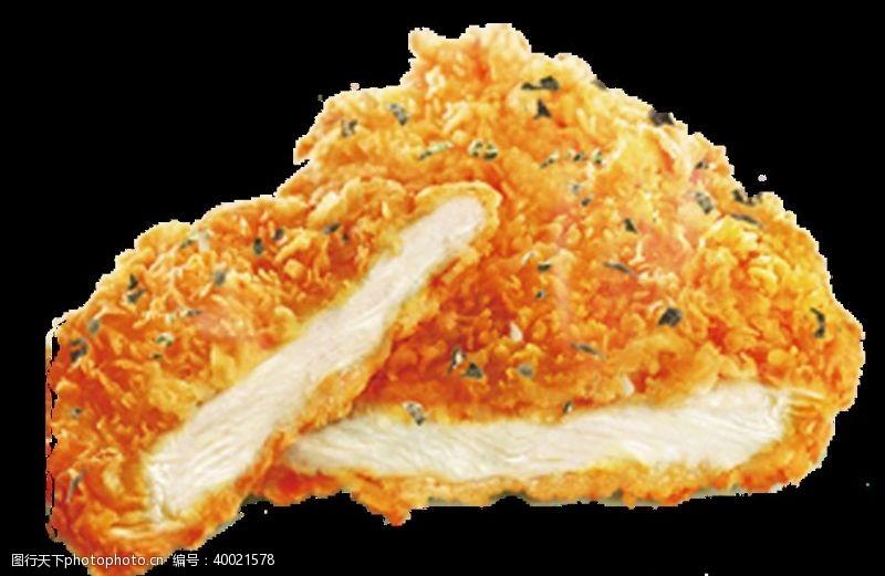 炸鸡排海苔鸡排图片
