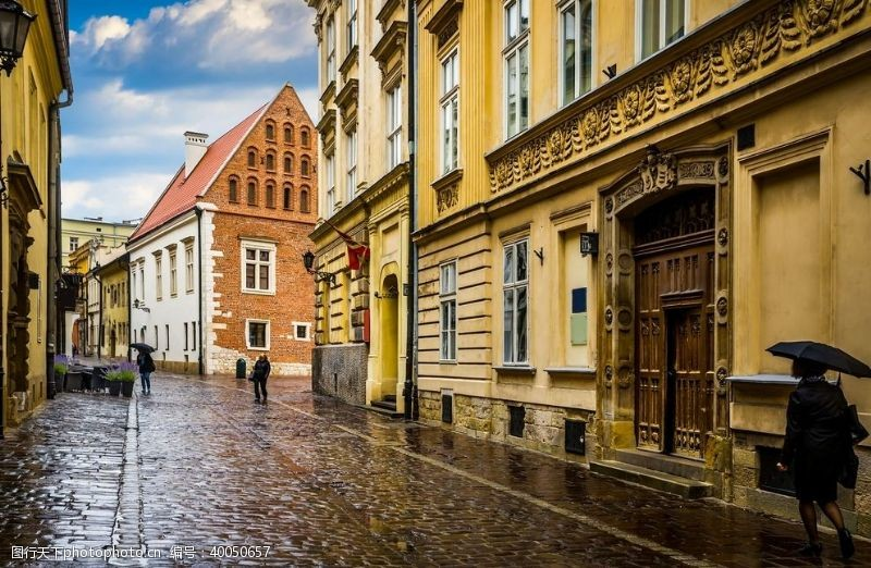 旅游风光波兰风光图片