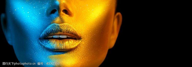 设计色彩金色呼吸图片