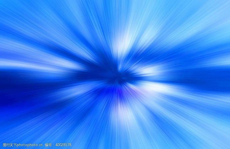 创意展板蓝色科技图片