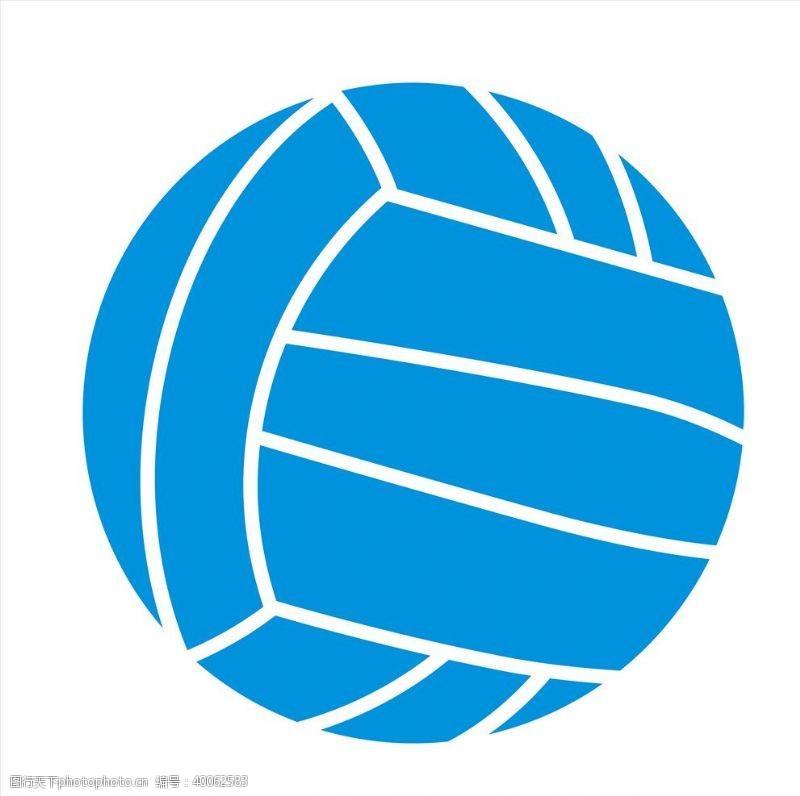 打球排球图片