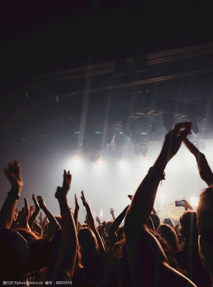 音乐舞蹈演唱会现场图片