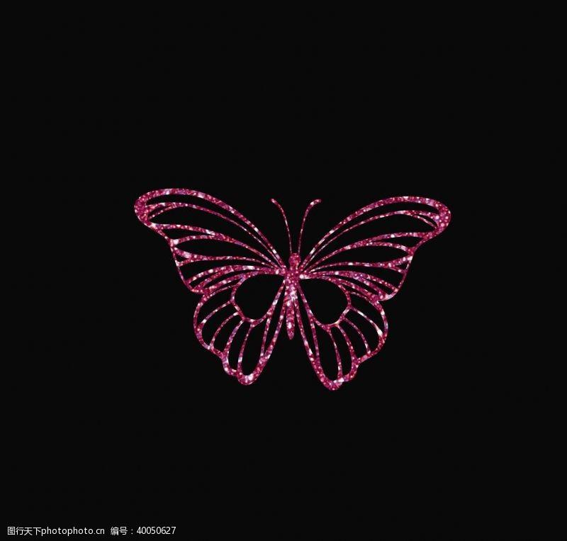 设计图案蝴蝶图片