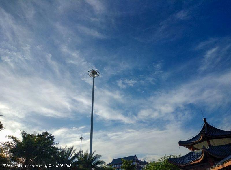 传统建筑揭阳文化广场图片