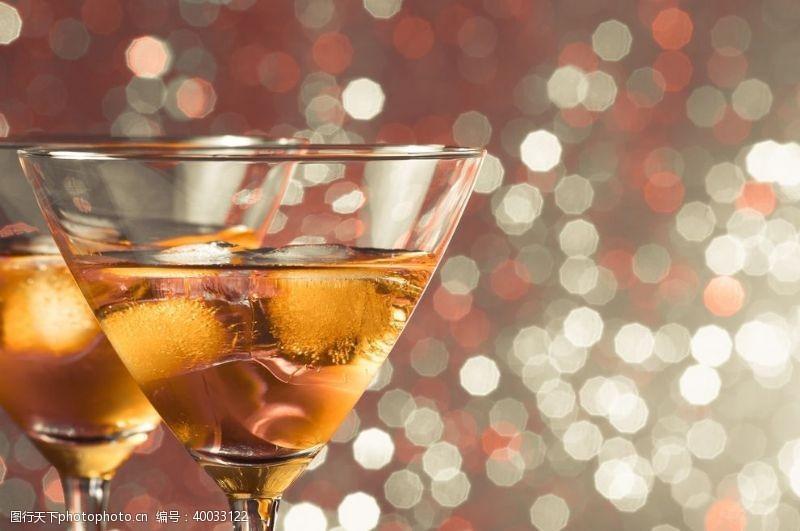 果汁酒鸡尾酒图片