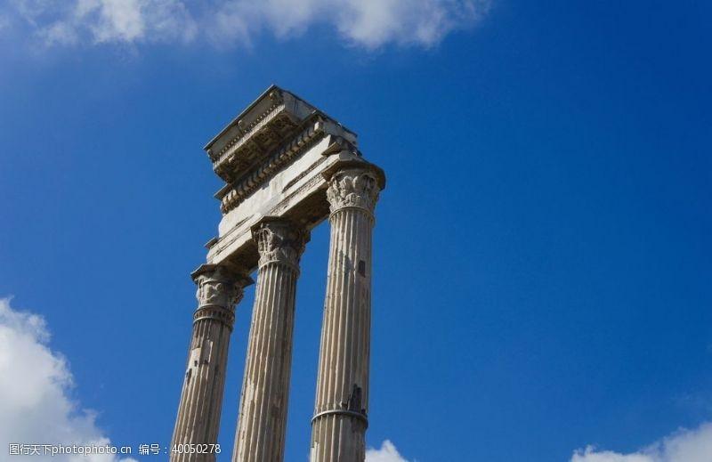玉器罗马柱图片