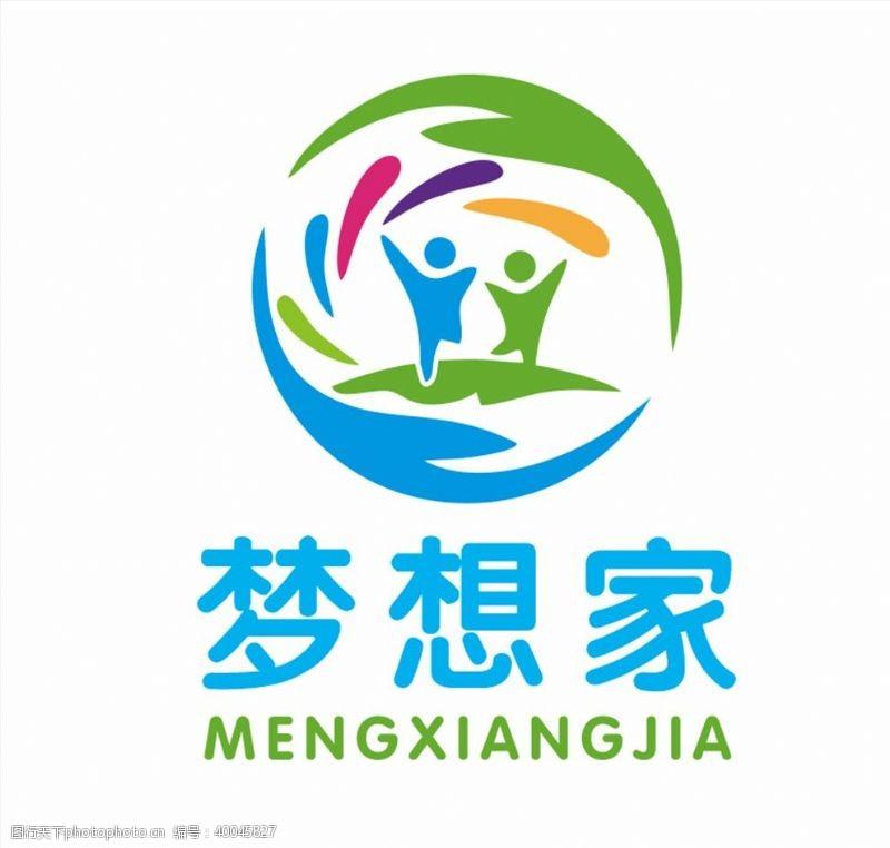 儿童教育梦想家logo图片
