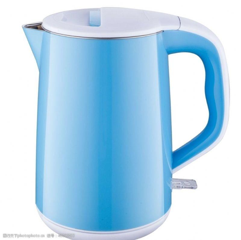 透明元素电热水壶图片