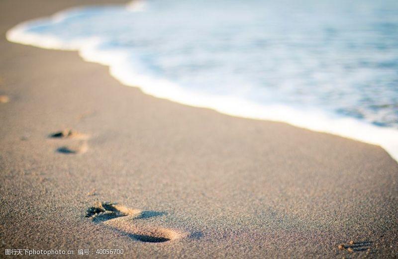 冲浪海岸风景图片
