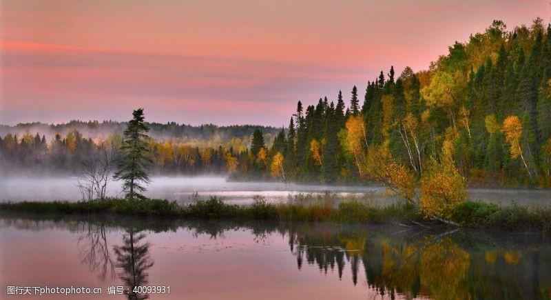 优美加拿大魁北克图片