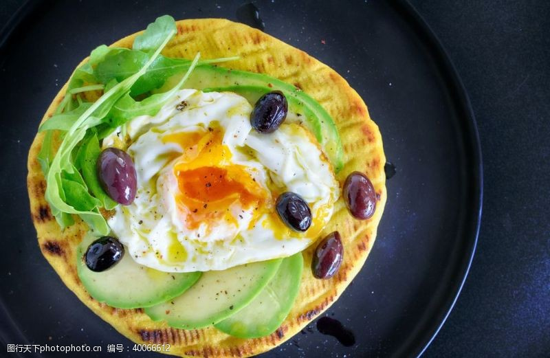 煎鸡蛋煎蛋图片