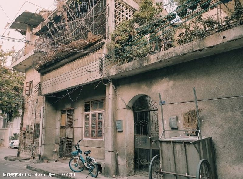 胶片老巷图片