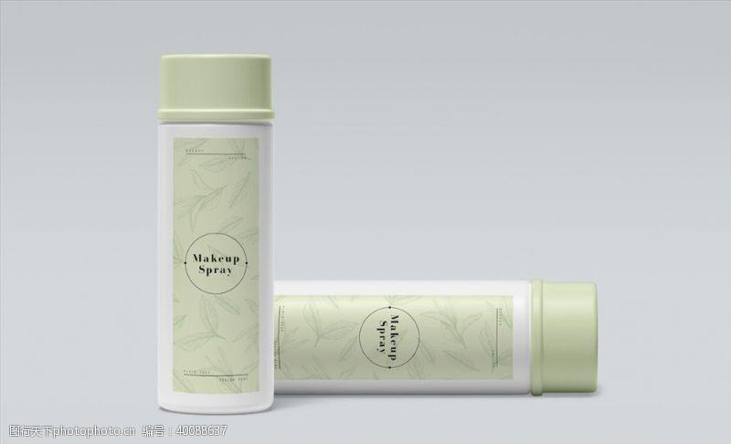 护手霜化妆品瓶子图片