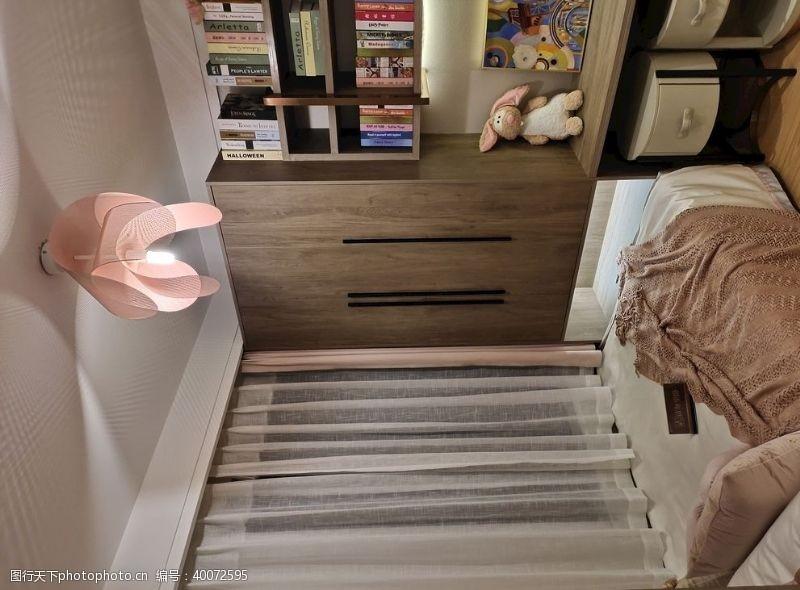 卧室装修书房卧室图片