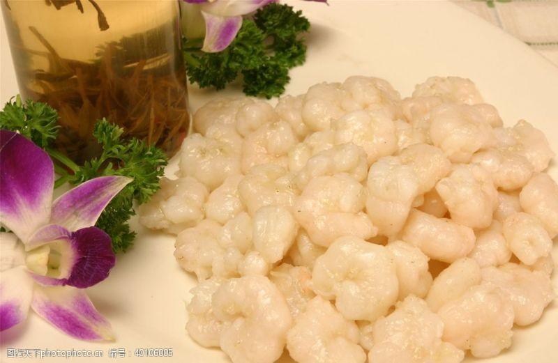 龙井虾仁图片