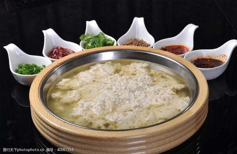 泉水豆腐图片