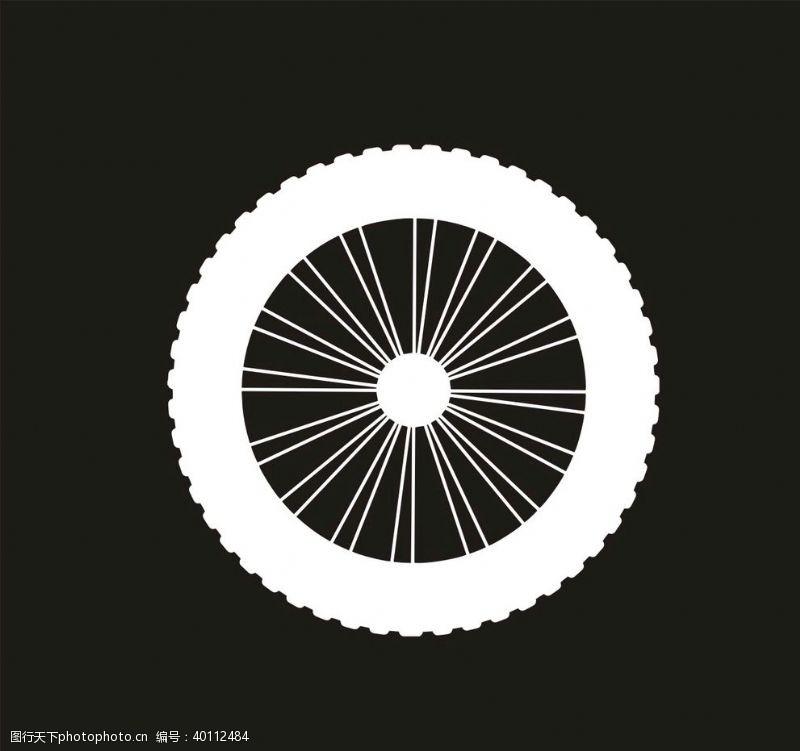 轮子轮胎图片
