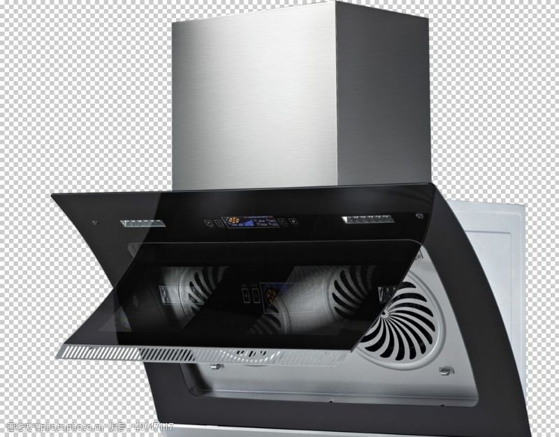 厨房用具油烟机图片