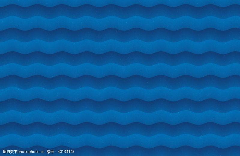 蓝色波浪蓝色波纹图片