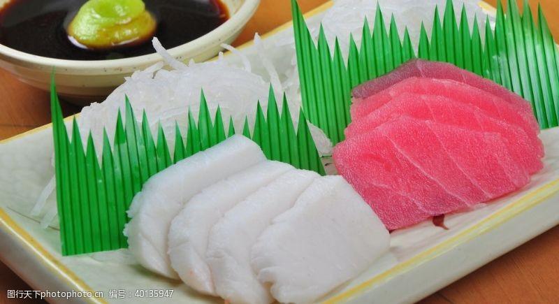 紫菜日本料理刺身图片