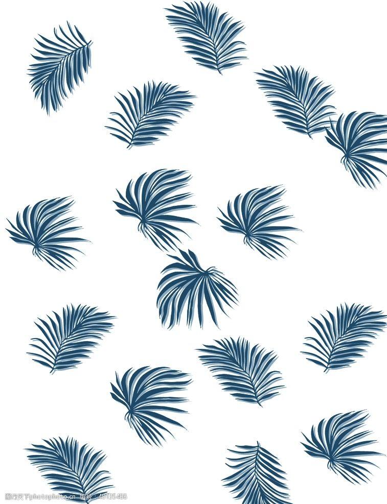 男装设计树叶图片