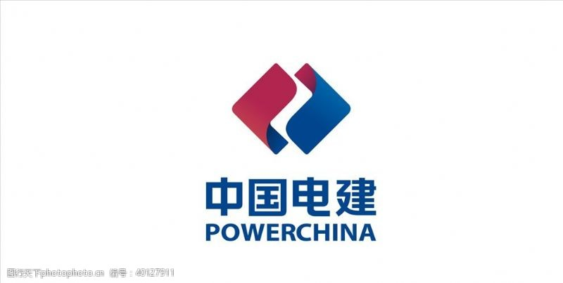 电力中国电建logo图片
