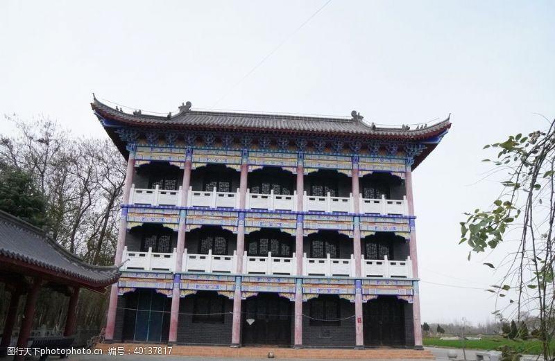 传统建筑古建筑图片