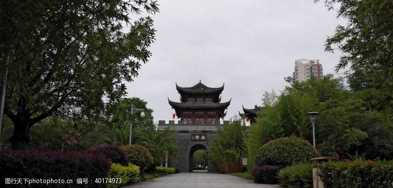 汉中湿地公园图片