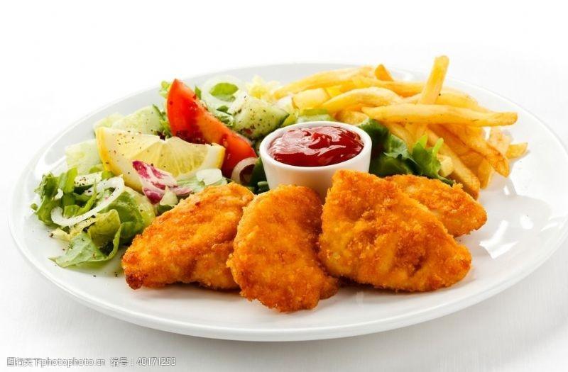 鸡肉卷图片