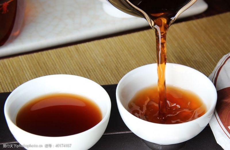 普洱茶熟茶图片