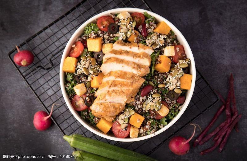 水果沙拉沙拉图片