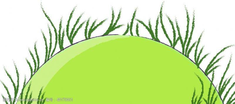 花艺插花手绘卡通植物图片