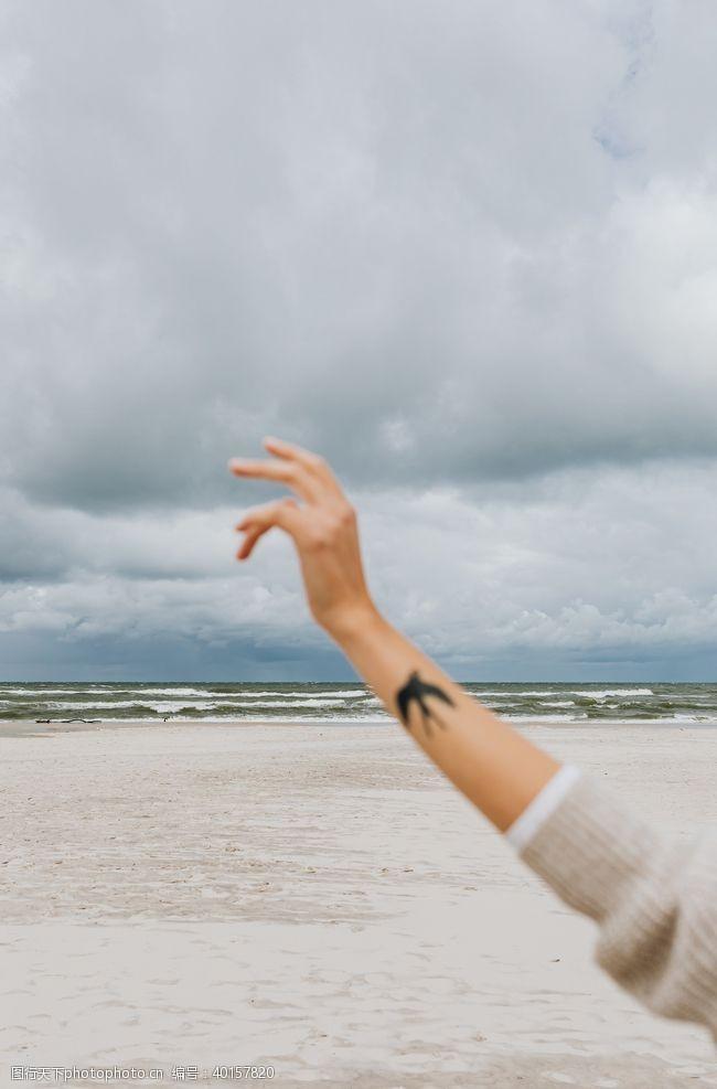 手指手图片