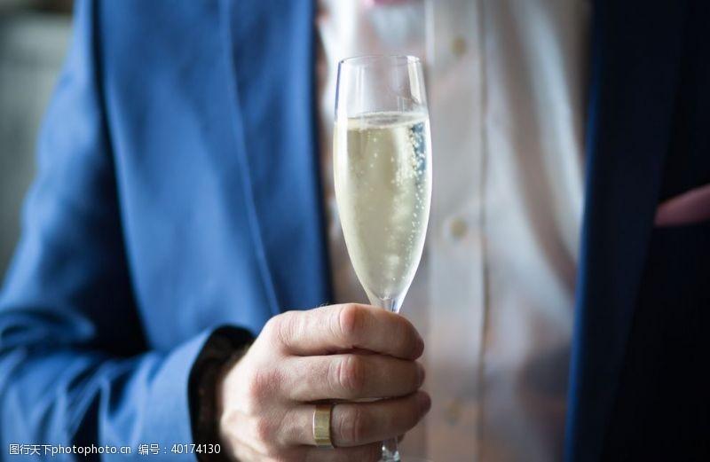 红酒海报香槟酒图片