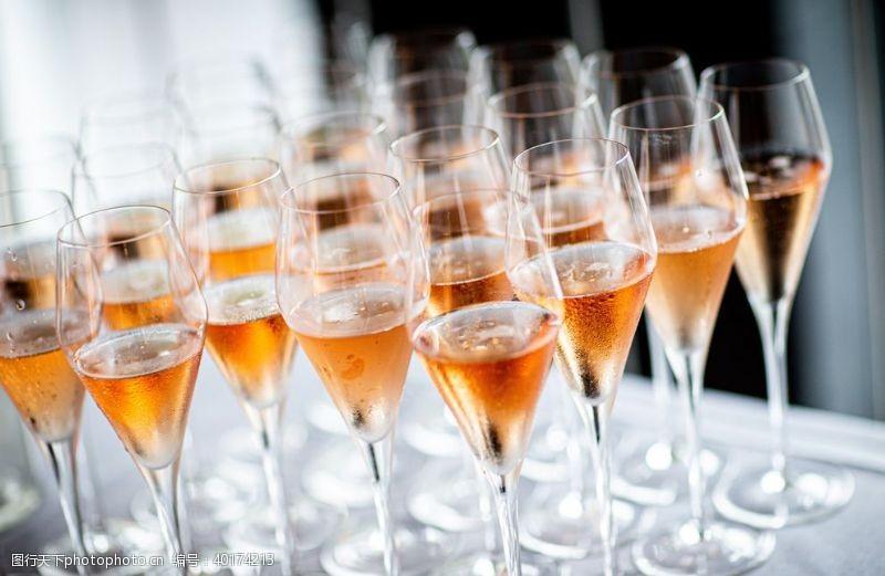 红酒海报香槟图片