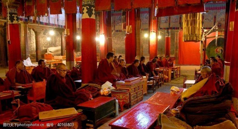 喇叭西藏图片