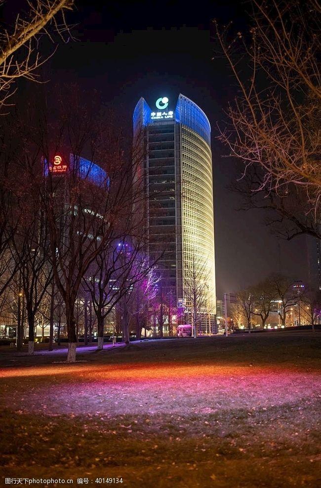 中国人寿大厦图片