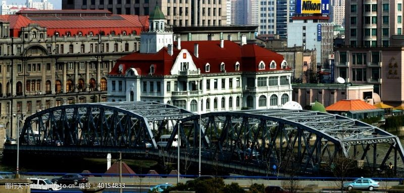 木桥白渡桥图片