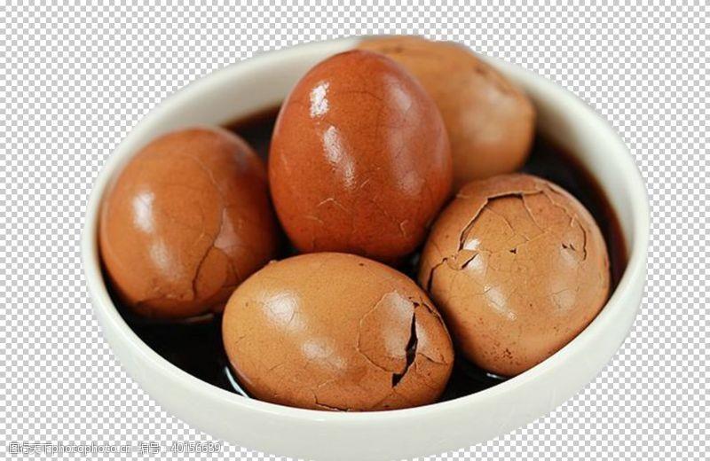 土鸡蛋茶叶蛋图片