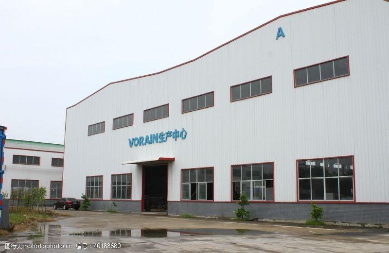 工厂大门厂房图片