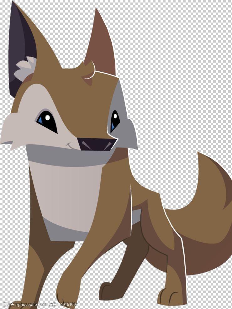 动画设计狐狸图片