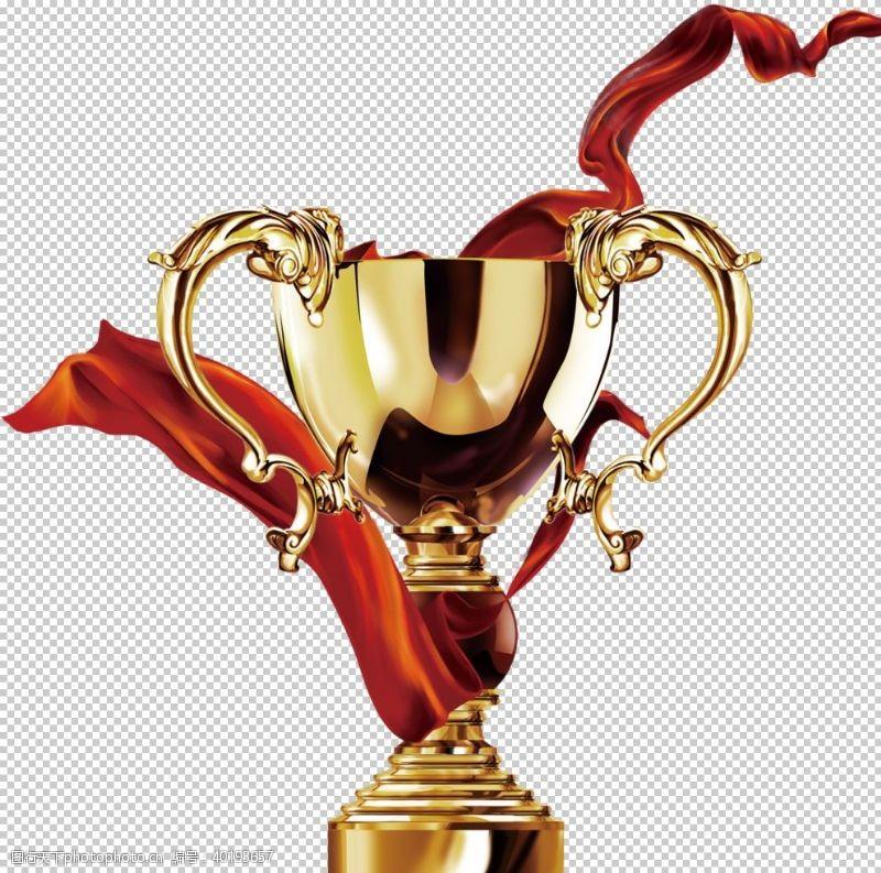 金杯奖杯图片