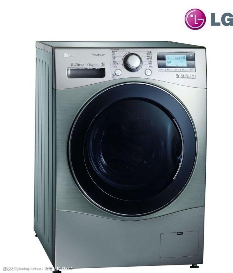 LG滚筒洗衣机图片
