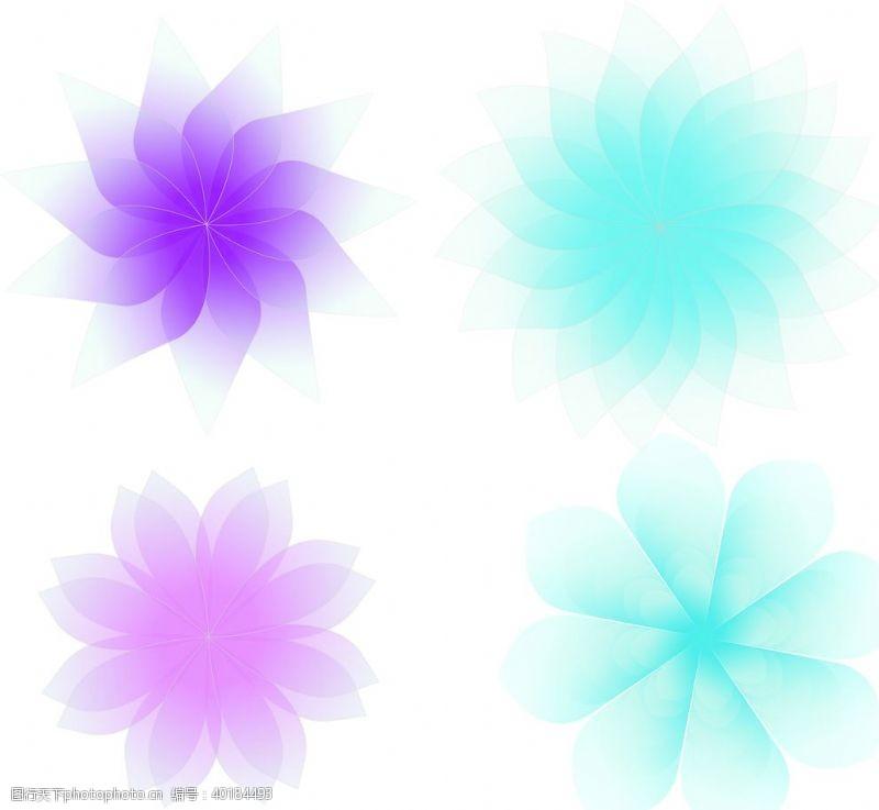花背景动画图片